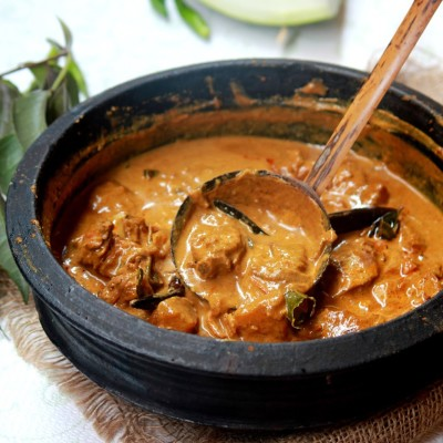 Chicken-Kozhi Kumbalanga Curry Recipe