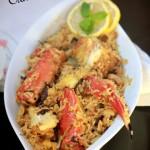 Crab Dum Biryani - Kerala Style Njandu Biryani  kothiyavunu.com