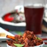 Chicken Ghee Roast -Ghee Roast Chicken |Kothiyavunu.com