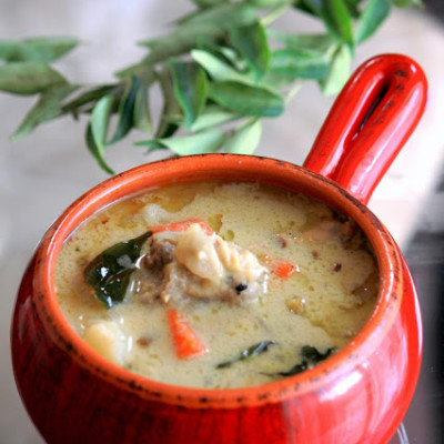 Kerala Chicken Stew Recipe | Kozhi Ishtu Recipe