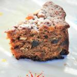 Pressure Cooker Kerala plum Cake-Christmas Fruit Cake |kothiyavunu.com