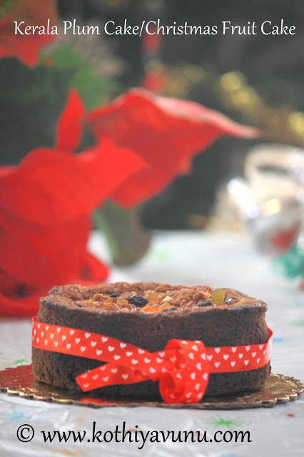 How To Moisten Dry Fruit Cake